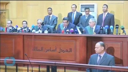 Egyptian Court Confirms Morsi Death Sentence Over Jailbreak During Uprising