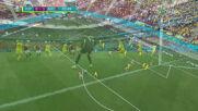 Украйна - Австрия 0:1 /първо полувреме/