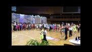 Откриване На Турнир По Спортни Танци Варна 2014