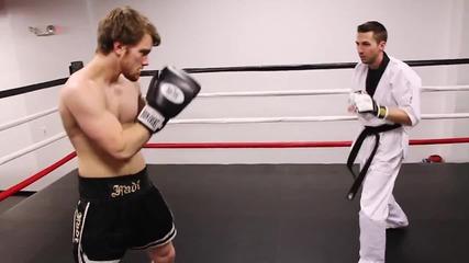 Taekwondo vs Muay Thai 2014