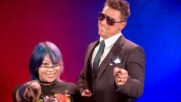 The Miz & Asuka to compete for Rescue Dogs Rock in WWE Mixed Match Challenge