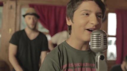 Албанско Adrian Gaxha & Floriani - Oj ti qike 2014 (official Video)