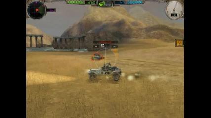 Еxmachina - Hard Truck Apocalypse mod - битки на арената 6