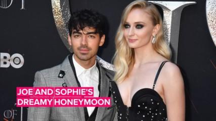 An insider's look at the luxury Jonas-Turner honeymoon