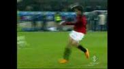 Pato Goal Vs Napoli