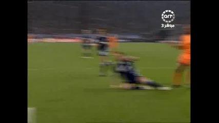 01.04 Шалке - Барселона 0:1 Боян Къркич Гол