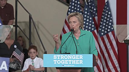 USA: 'Donald dream on' – Clinton dismisses claims over ill health