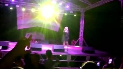Концерта на Десислава на панира в град Видин - част -13