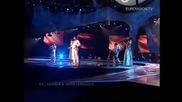 Zeljko Joksimovic - Lane Moje (serbia & Montenegro) 2004 Eurovision- Сърне Мое !!
