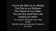 Eminem - Crazy In Love Lyrics