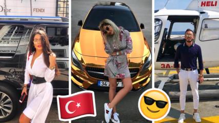 Богаташките деца на Истанбул показват лукс и много блясък! Вижте ги!