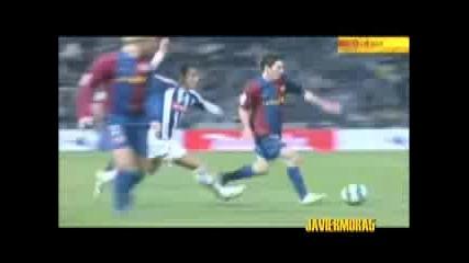 Messi Vs. Maradona Compilation 2009