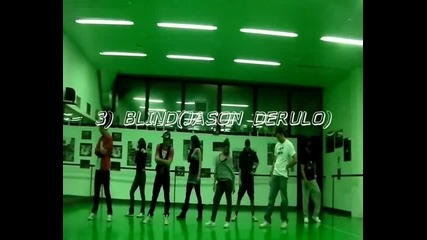 Hiphop Choreographies Like a g6 How low remix Blind Tear da roof(step up) by Black Pearls
