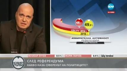 Слави Трифонов: Дали ще направя партия зависи от обстоятелствата оттук нататък