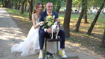 Сватбен трейлър Даниела § Тодор Марангозови