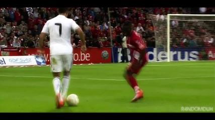 Cristiano Ronaldo Real Madrid 2010 2011