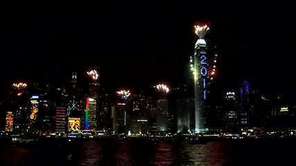 Нова Година В Хонг Конг
