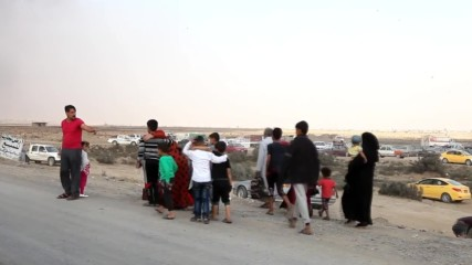 Iraq: Civilians evacuated from villages around Mosul