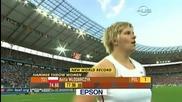 световен рекорд на чук Anita Wlodarczyk - 77.96