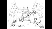 Хрус Team Versus Хруст без правил - Bill Gates vs Nutty Professor