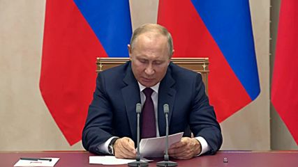 Russia: Putin and Egypt's el-Sisi sign strategic partnership treaty in Sochi
