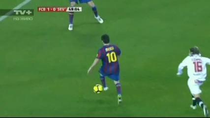 Barcelona - Sevilla 4 - 0