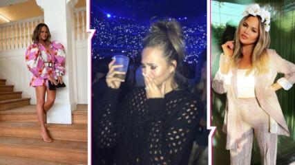Криси Тейгън се сбогува с Туитър, каза и защо е предприела тази крачка
