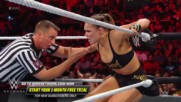 Alexa Bliss mercilessly targets Ronda Rousey's injured ribs: WWE Hell in a Cell 2018 (WWE Network Exclusive)