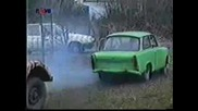 Trabant Vs. Aro Ims