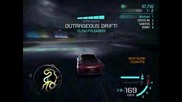 Need For Speed Carbon - Audi R8 На Дрифт