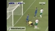 Italy 1 - 0 Bulgaria 9.9.2009