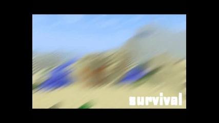 minecraft deeper survival intro