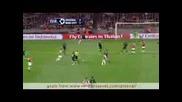 Arsenal - Man.city Gola Na Fabregas
