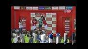 Български велосипед с етапна победа в Обиколката на Испания