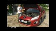 Тест на Peugeot 308 e-hdi