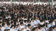 Japan: PM Abe attends 71st anniversary of Hiroshima atomic bombing