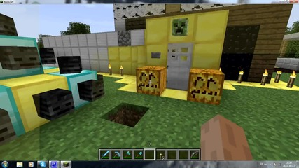 Parvia Mi Klip Minecraft