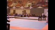 Карате - Eвропейско 2007 1/8 финали