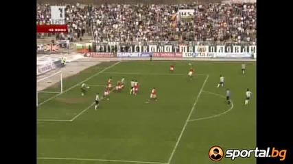 Ц С К А разгроми и Локомотив Пл (3-0), 25.03.2012