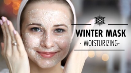 Winter Glow: Moisturizing Mask