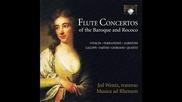Johann Joachim Quantz - Concerto per due flauti, archi e basso continuo in G Dur - 1