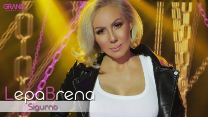 Lepa Brena - Sigurno - (Official Playback 2018)