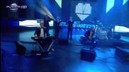 Цветелина Янева - Хитов микс - 11 Годишни Музикални Награди 2012 - H D 720p