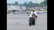 King Of The South Motorcycle Stunts