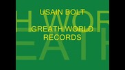 Usain Bolt Greath World Records