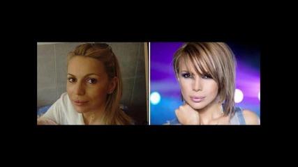 Без грим - Галена, Малина, Алисия, Андреа, Емилия !!!
