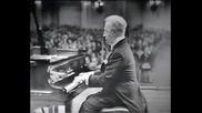 Artur Rubinstein - Frederic Chopin - Etude As - dur Op 25 n 1