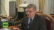 Russia: Putin meets General Prosecutor to discuss bureaucracy reductions