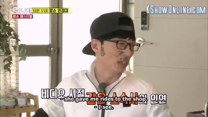 [ Eng Subs ] Running Man - Ep. 292