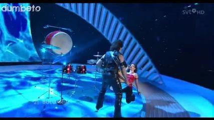 Елица Тодорова и Стоян Янкулов - Вода ( Eurovision 2007 Final )